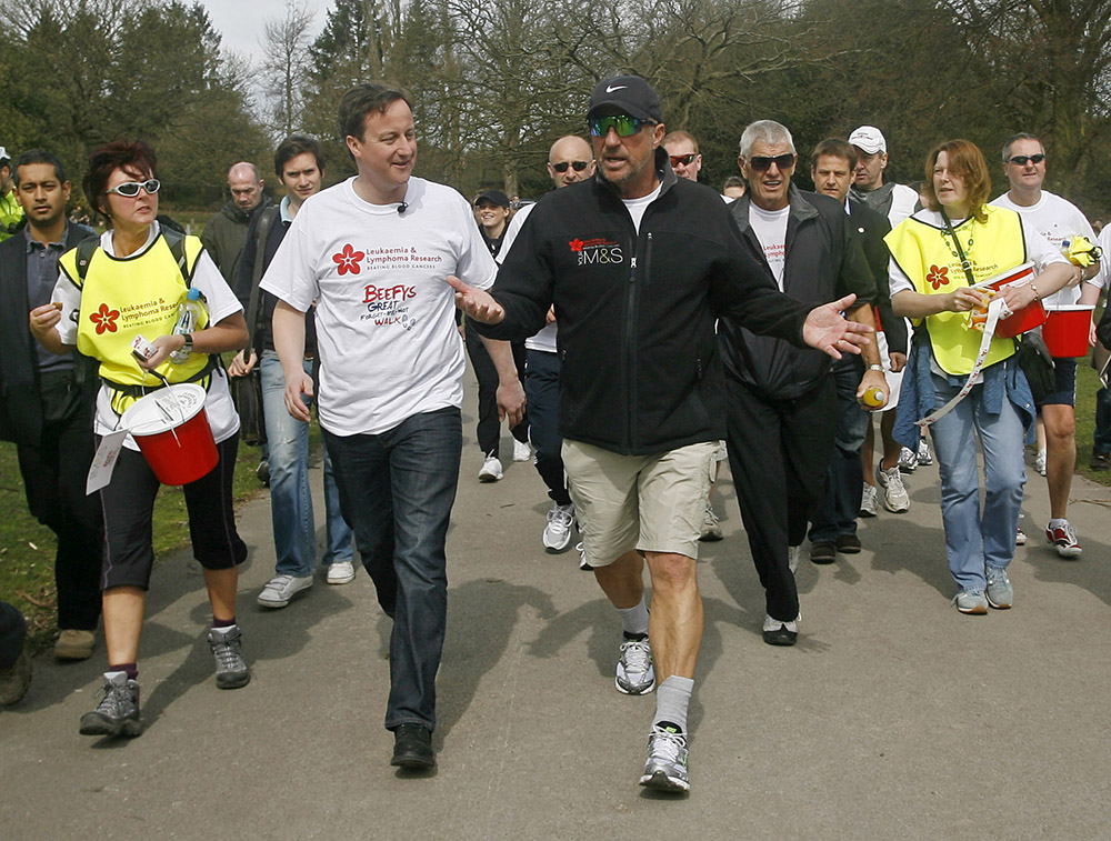 2010 - Forget Me Not Walk